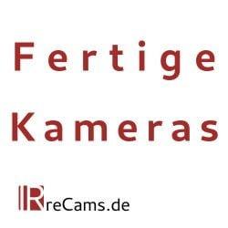 Fertige Kameras