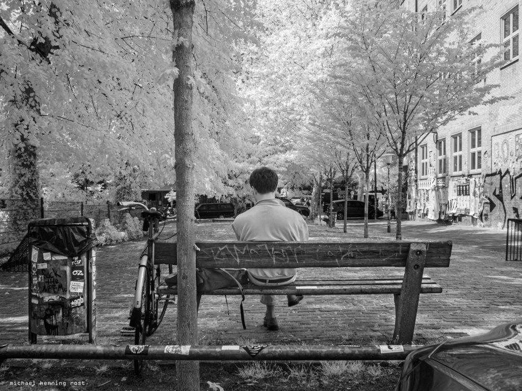 Hamburg - Schanzenviertel von Michael Henning Rost