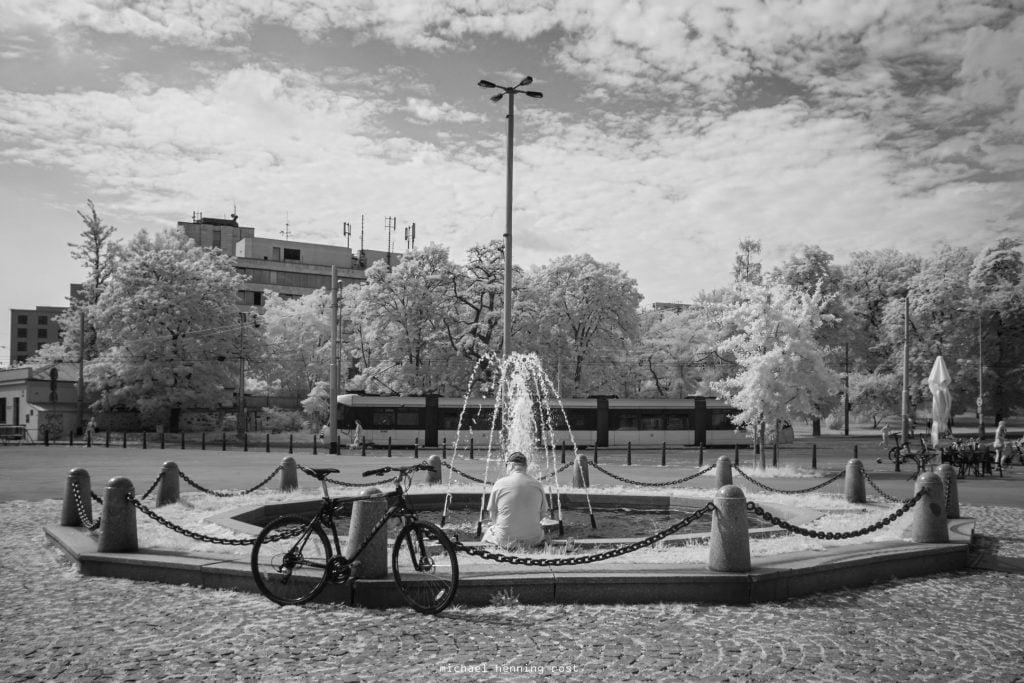 Prag - Erfrischung von Michael Henning Rost