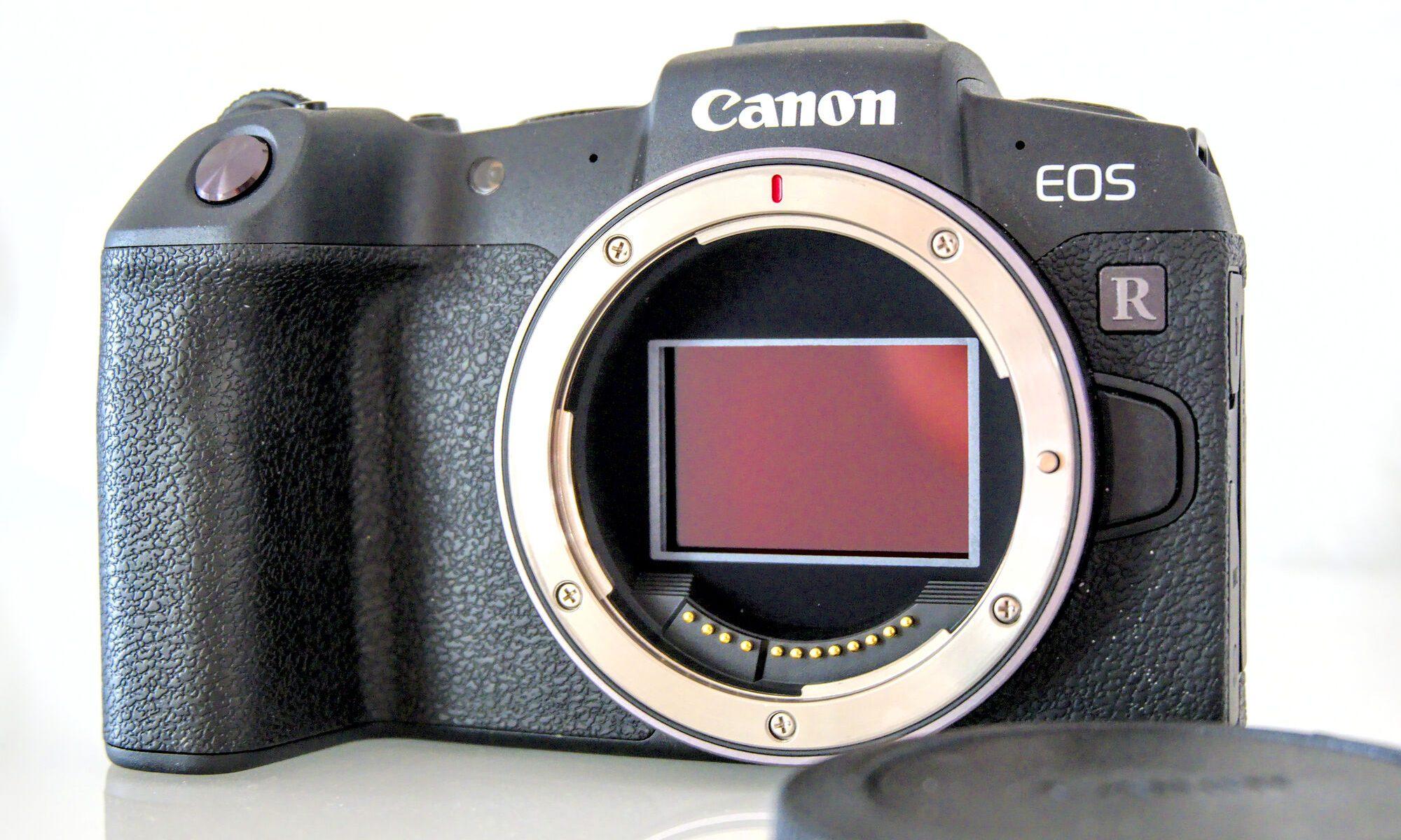 Infrarot Umbau Canon EOS RP